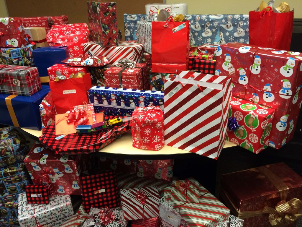 Compli Cares: Making Christmas Bright for Two Families in Need