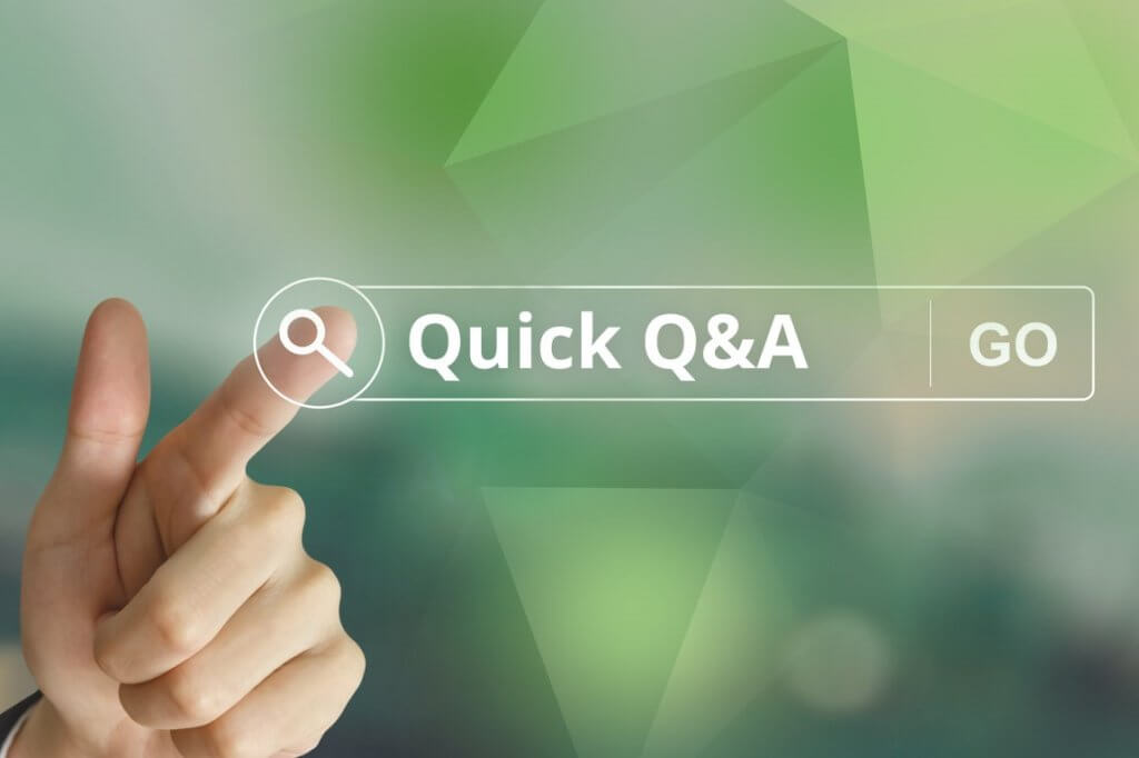 Quick Q&A:  Audit Reporting and Consumer Finance Laws